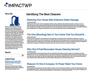 impactwp.com screenshot
