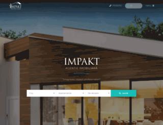 impakt-imobiliare.ro screenshot