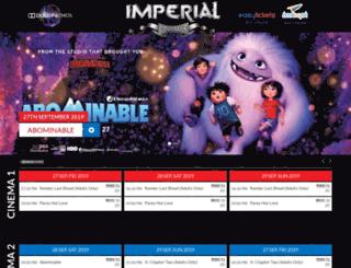 impcinemas.com screenshot