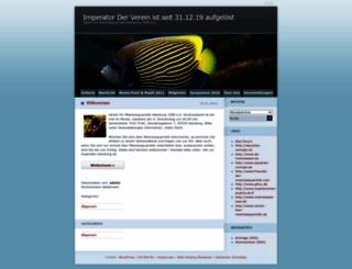 imperator-hamburg.de screenshot