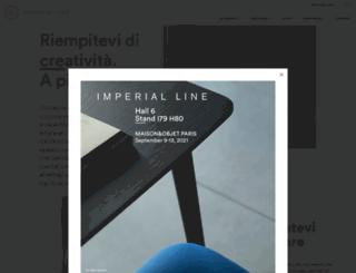 imperial-line.com screenshot