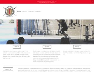 imperialcrossfit.com screenshot