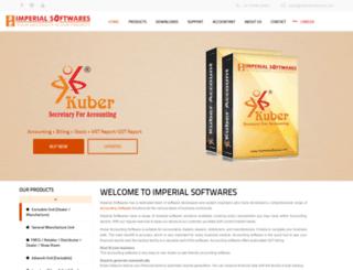 imperialsoftwares.com screenshot