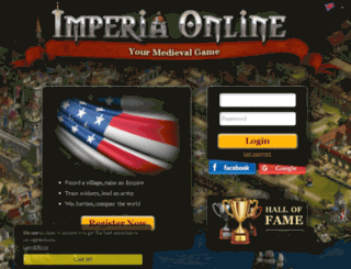 imperiaonline.org screenshot