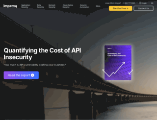 imperva.com screenshot