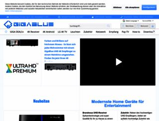 impex-sat.de screenshot