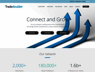 impfr.tradedoubler.com screenshot