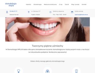 impla.com.pl screenshot