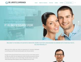implantdentistrynj.com screenshot