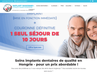 implantimmediat.fr screenshot