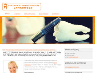 implantologia-radom.pl screenshot