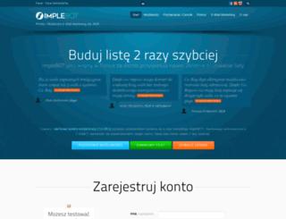 implebot.pl screenshot