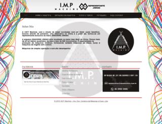impmachine.com.br screenshot