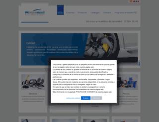 impormovil.es screenshot