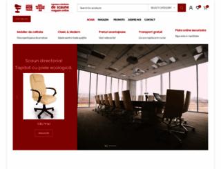importator-scaune.ro screenshot