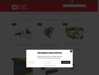 importeletro.com.br screenshot