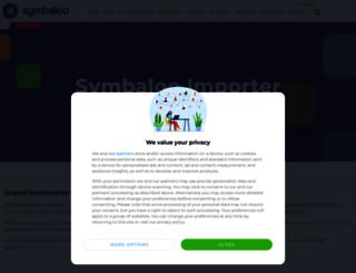 importer.symbaloo.com screenshot