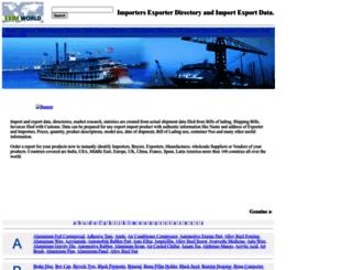 importers-directory.net screenshot