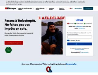 impotrapide.intuit.ca screenshot