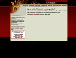 imprezy.wm.pl screenshot