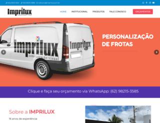 imprilux.com.br screenshot