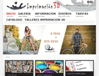 imprimacion3d.es screenshot