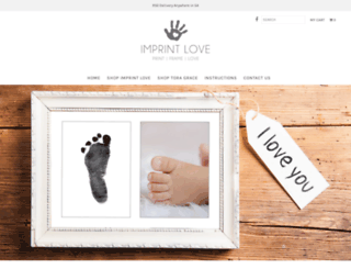 imprintlove.co.za screenshot