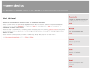 improse.monomelodies.nl screenshot