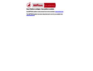 improve-innovation.eu screenshot