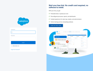 improveit360-7390.cloudforce.com screenshot