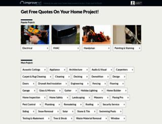 improvenet.com screenshot