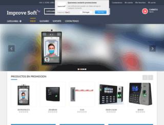 improvesoft.com.ar screenshot