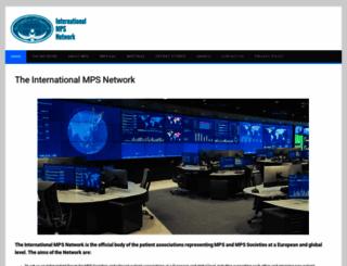 impsn.org screenshot