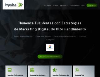 impulsatumarketing.com screenshot