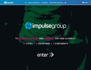 impulsegrp.org screenshot