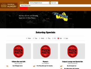 imrealhungry.com screenshot