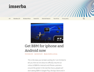 imserba.com screenshot