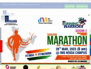 imsnoida.com screenshot