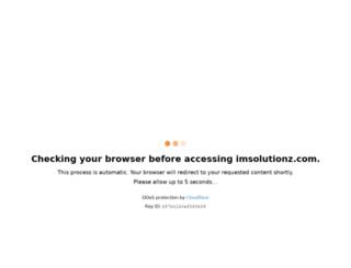 imsolutionz.com screenshot