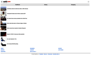 imsports.rediff.com screenshot