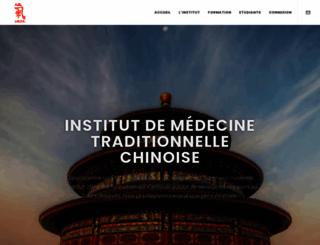 imtc.fr screenshot