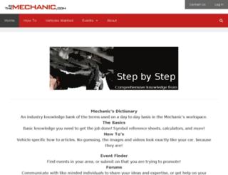 imthemechanic.com screenshot