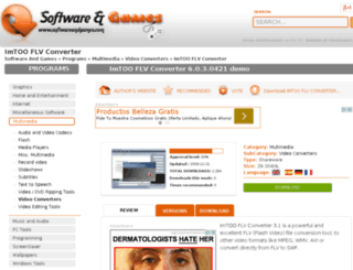 imtoo-flv-converter.10001downloads.com screenshot
