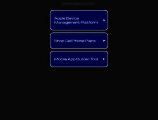 imtransfer.shapeservices.net screenshot