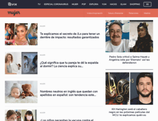 imujer.com screenshot