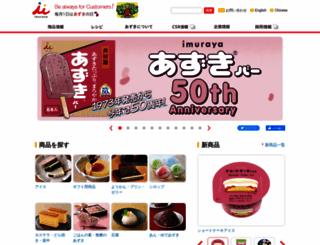 imuraya.co.jp screenshot