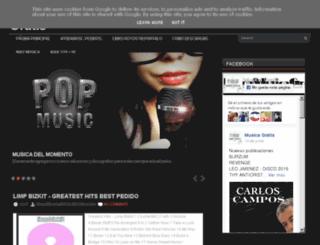 imusicag.blogspot.com.es screenshot
