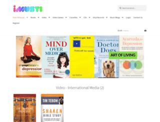 imusti.com screenshot