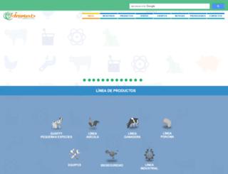 imvab.com.ec screenshot