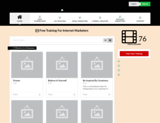 imvideoclub.smartmember.com screenshot